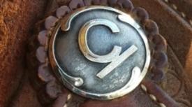 RockinC Quarter Horses Logo